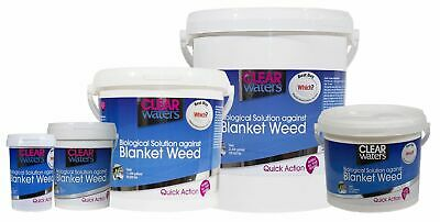 Nishikoi Clearwaters Blanketweed Treatment Green String Algae Koi Fish Pond