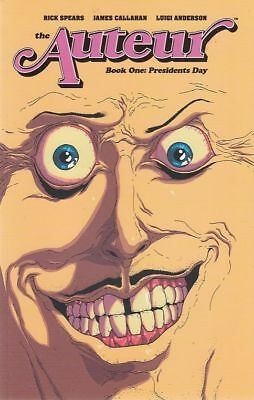 "The Auteur Vol 1 ""presidents Day"" Tpb (Oni Press)"