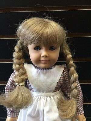 Beautiful Pleasant Company Vintage American Girl Doll Kirsten Retired Minty