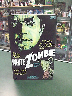 BELA LUGOSI WHITE ZOMBIE VAMPIRE Figure 12 INCHES Tall by SIDESHOW