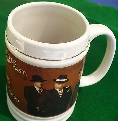 Sleeman beer Notoriously good mug mug stein Al Capone pirates
