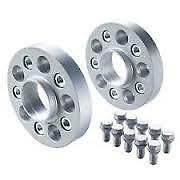 4 x AUDI VW 20MM HUBCENTRIC WHEEL ADAPTER SPACERS - PCD 5x100 to 5x112