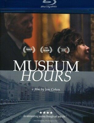 Museum Hours (2013, REGION A Blu-ray New) BLU-RAY/WS