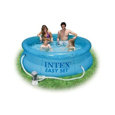 Intex 56422GS Easy Pool Set mit Pumpe 366x 76cm