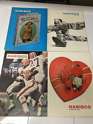 Nabisco Company 4 Magazines  Lot 1