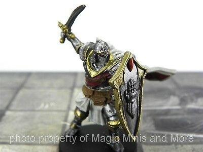 Monster Menagerie DEATH KNIGHT #38 Icons of the Realms D&D rare miniature