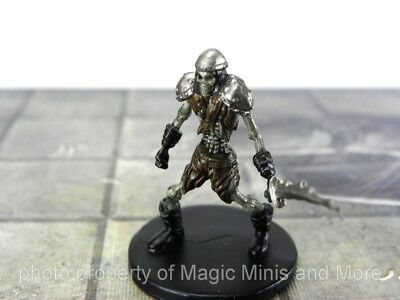 Monster Menagerie SKELETON #12 Icons of the Realms D&D miniature