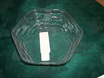 "Longaberger 8"" Generation Basket ""Protector-NEW"