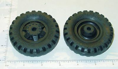 Buddy L 53 Ford Style Rubber Wheel/Tire Replacement Toy Part