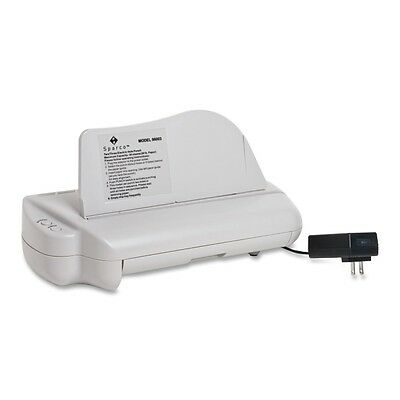 Sparco Sparco High Volume Electric Three-Hole Punch SPR96003