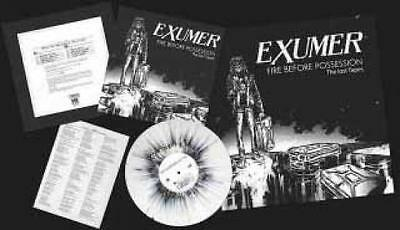 Exumer - Fire Before Possession: The Lost Tapes LP #91353