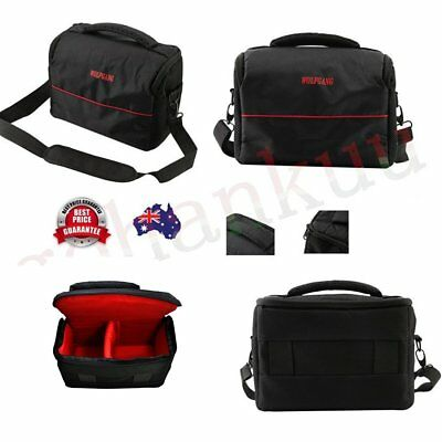 New Waterproof Digital SLR Camera Shoulder Carry Case Bag For Canon EOS AI
