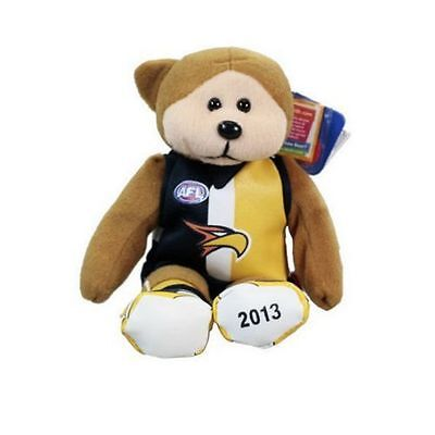 Official AFL Beanie Kid - Davo the West Coast Eagles Bear 2013 - BNWT