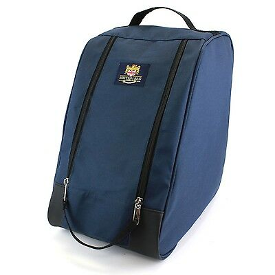 The British bag Company Boot Bag Small (Navy) NEW  26788