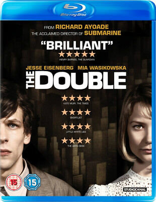 The Double Blu-Ray New Region B