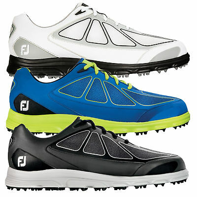 FootJoy Superlites Spikeless Golf Shoes Mens Closeout - Choose Color, & Size!