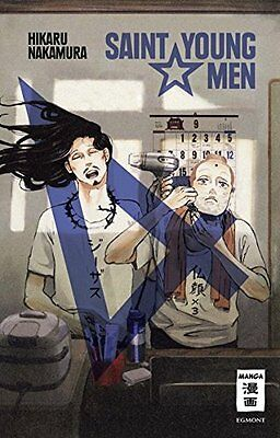 SAINT YOUNG MEN * Band 4 * Manga * neu + portofrei + Bonus