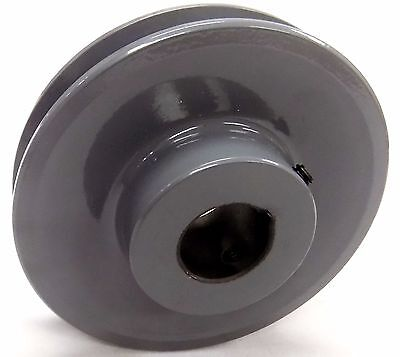 "Ak20 X 5/8 Pulley Single Groove Pulley Sheeve With 5/8"" Bore-"
