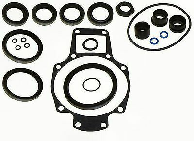 Lower Gearcase Seal Kit for OMC Stringer Electric Shift Compare to 981797