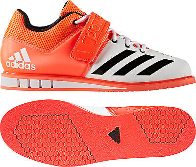 adidas Powerlift 3.0 Mens Weight Lifting Shoes - White