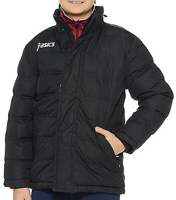 Asics New Alpi Junior Jacket - Black