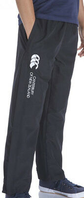 Canterbury Open Hem Stadium Junior Pants - Black