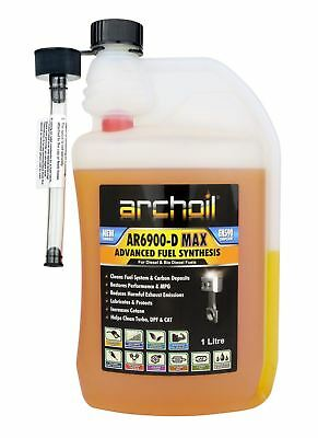 Archoil AR6900-D Max Advanced Diesel Fuel Synthesis 1 Litre
