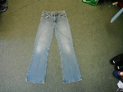 "Denim Co Bootcut Jeans Waist 27"" Leg 28"" Faded Medium Blue Boys 13 Yrs Jeans"