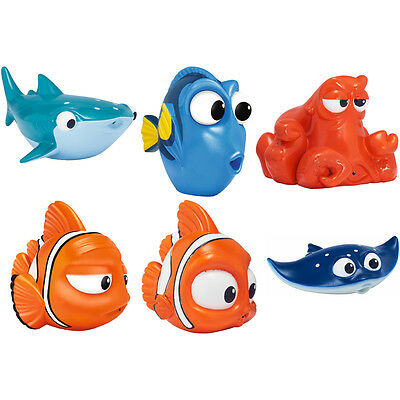 Disney Finding Dory Bath Squirters Choice of Characters One Supplied NEW