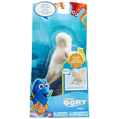 Disney Finding Dory Feature Action Figure BAILEY NEW