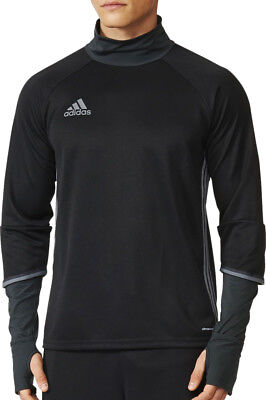 adidas Condivo 16 Long Sleeve Mens Training Top - Black