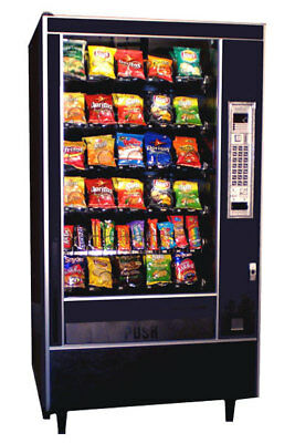 Automatic Products AP 7600 snack vending machine, completely refurbished unit