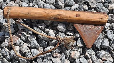 19th Century Imperial Russia Russian Handmade Primitive Tool Hay Bale Buster