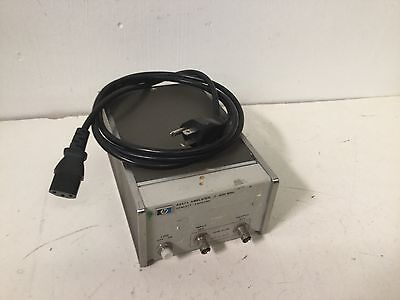 HP 8447C Amplifier 30-300 MHz with power cable