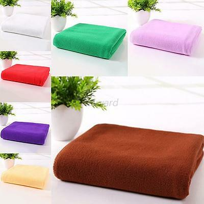 Comfort Beauty Salon Gym Microfiber Soft Towel Fast Drying Travel Camping Towels