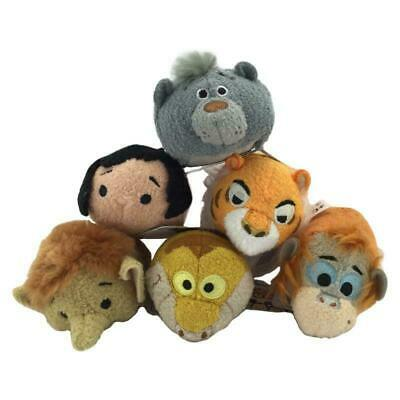 Disney Tsum Tsum Jungle Book Minis Stackable Collectible Plush Toys