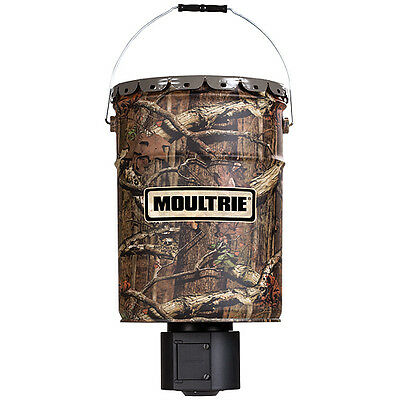 Moultrie Hanging Quiet Feeder 6.5 Gallon