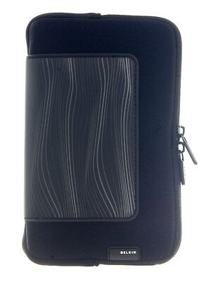 New Belkin Secure Money Bag Travel Bag Zipped Case Protective Wallet Passport