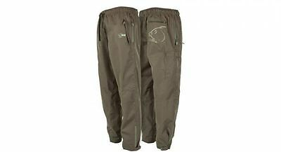Nash Tackle NEW Carp Fishing Green Waterproof Trousers *All Sizes*