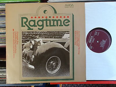 Ragtime Ddr Amiga Lp: Ragtime Association 76 Traditional Jazz Studio+ (855700)