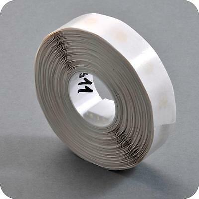 Roll Of 200 10Mm Glue Spots Boxed High Tack Tacky Sticky Dots Craft Adhesive