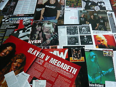 Slayer - Cuttings Collection (Ref X14)