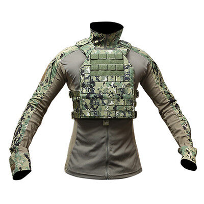 Ops / Ur-Tactical Easy Plate Carrier In Nwu Iii / Aor2, Size-Medium