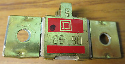 Square D 58743 Overload Relay Thermal Units