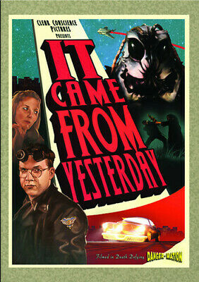 It Came From Yesterday (2016, REGION 1 DVD New)