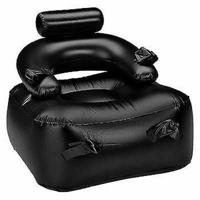 Inflatable chair wedge straight jacket. inflatable chair wedge party escapology