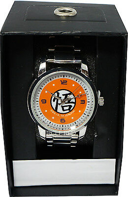 Dragon Ball Z Goku Kanji Wristwatch Watch New in Box Official GE Animation
