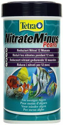 TETRA MINUS NITRATE PEARLS 60g/100ml-DECREASES ALGAE NUTRIENTS