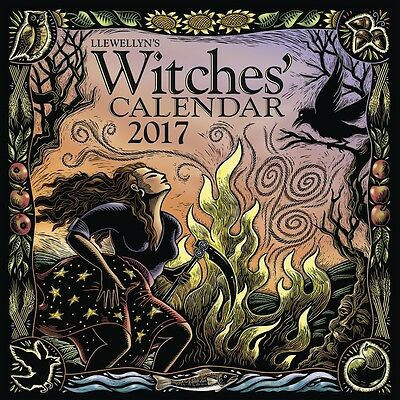 Witches Wall Calendar
