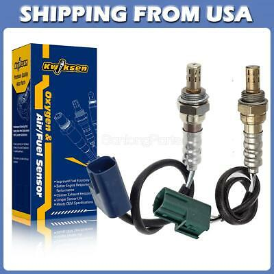 Downstream Left+Right Oxygen O2 Sensor 2 Bank1 Bank 2 For 03-06 Nissan 350Z 3.5L